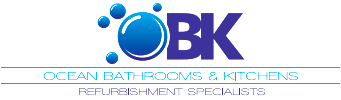 Ocean Bathrooms Logo